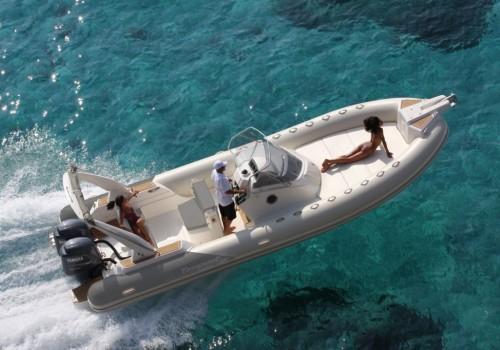 Jet ski, tengeri hajóvezetői tanfolyam