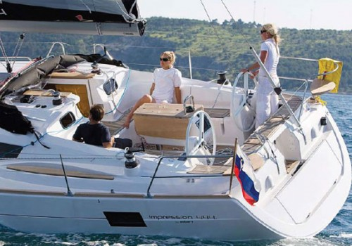 Nyaralás - Tengeri hajóvezető tanfolyam