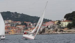 Adria Kupa verseny közben