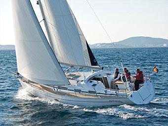 Vitorlás yacht