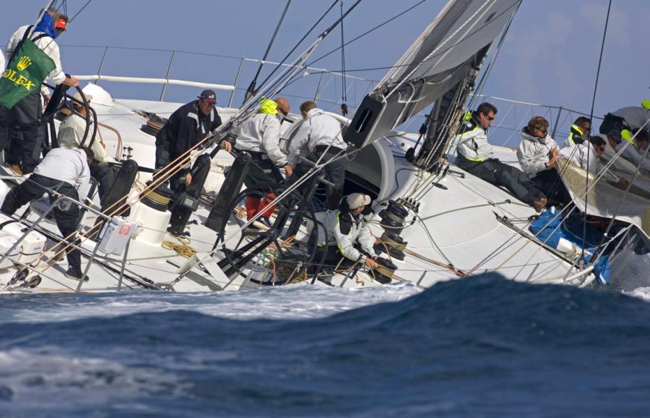 Skipper tréning - Hajóvezetői tanfolyam