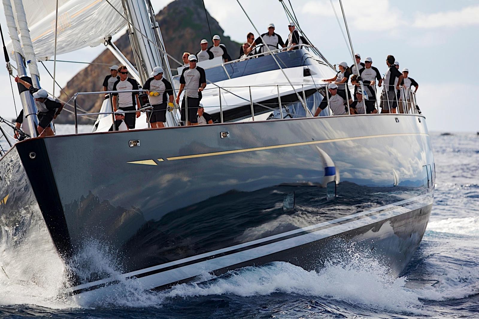 Yacht - Hajóvezetői jogsi
