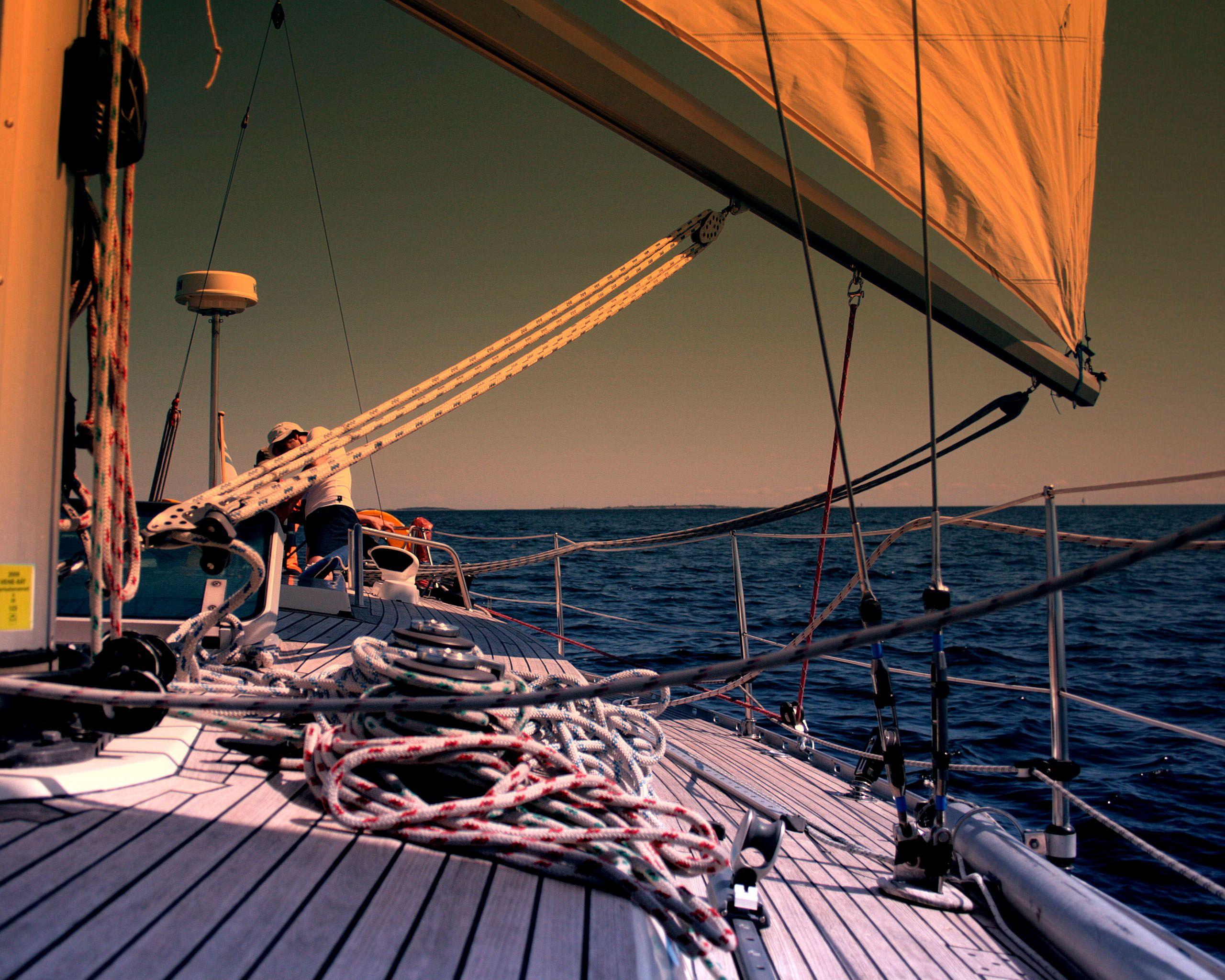 Hajóvezető tanfolyam - Skipper tréning
